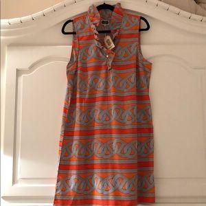 Mud Pie Ruffle Sleeveless Dress
